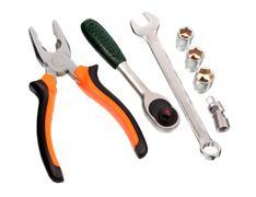 hand tools - stock photo