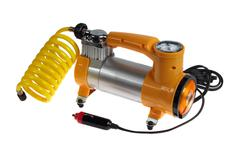 Car air compressor Stock Photos