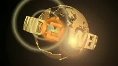 world wide web - stock footage