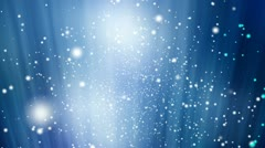Particles Background Stock Footage