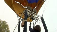 Kuumailmapallolla 12 e Arkistovideo