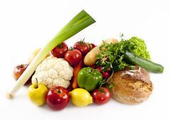 Vegetables - stock photo