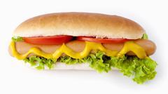 Hotdog Stock Photos