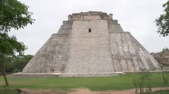 Mayan Pyramid sony super 35mm Stock Footage