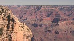 Rim of the Grand Canyon 2 Stock Footage
