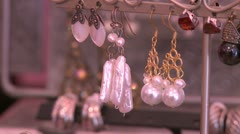 Lavish specialty shop (1 of 8) Stock Footage