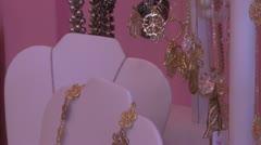 Lavish specialty shop (2 of 8) Stock Footage
