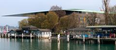 lucern lake switzerland - stock photo