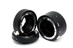 Stock Photo of ring macro extension tube