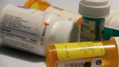 Medication Pills 53 Stock Footage
