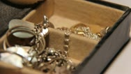 Jewelry 7 Stock Footage