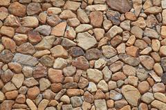 Vintage stone wall Stock Photos