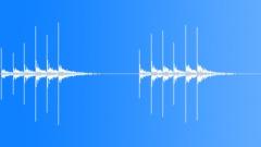 Light glass knocking Sound Effect