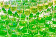 Buffet drinks Stock Photos