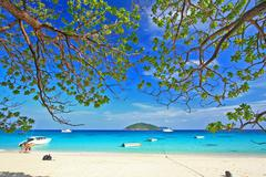 Stock Photo of beautiful beach