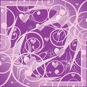 Romantic card Stock Illustration