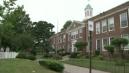 Stock Video Footage of Columbus Magnet School (2 of 3)