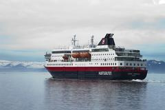hurtigruten5.jpg - stock photo