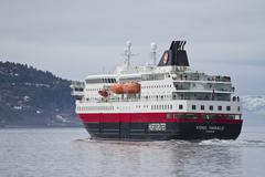 Hurtigruten6.jpg Stock Photos