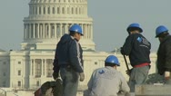 Immigrant Workers In America Stock Footage