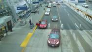 Stock Video Footage of Airport Traffic 2 of 2