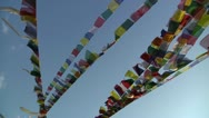 Bodhanath Kathmandu 15 Stock Footage