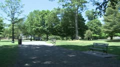A delightful day at the park (5 of 16) Stock Footage