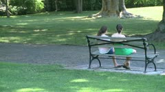 A delightful day at the park (2 of 16) Stock Footage