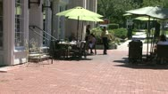 Stock Video Footage of Dining alfresco (4 of 7)