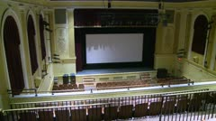 Large show theater (4 of 8) Stock Footage