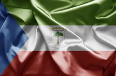 Stock Illustration of flag of equatorial-guinea