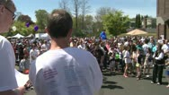 Stock Video Footage of Marathon festivities (1 of 13)