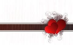 Happy Valentine Stock Illustration