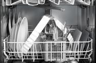 Stock Photo of dishwasher