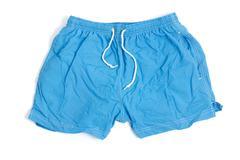 swimming shorts - stock photo