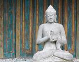 Stock Photo of buddha figure