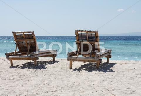 Stock photo of holiday paradise