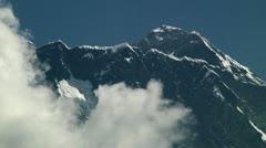 Mt. Everest - stock footage