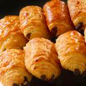 Fresh croissants Stock Photos