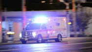 Stock Video Footage of Ambulance