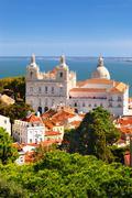 Stock Photo of lisbon view