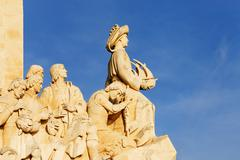 the padrao dos descobrimentos - stock photo