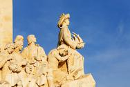 Stock Photo of the padrao dos descobrimentos
