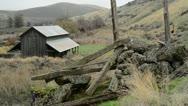 Abandoned Farm 05 Stock Footage