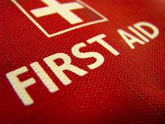 Stock Photo of First aid kit
