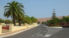 Lanzarote Canary Islands, Spain Stock Footage