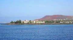 Lanzarote Island, Canary Islands, Spain Stock Footage