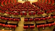 Turkey Grand National Assembly#2.mxf Stock Footage