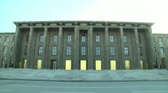 Turkey Grand National Assembly#4 Stock Footage