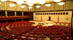 Turkey Grand National Assembly#3.mxf Stock Footage